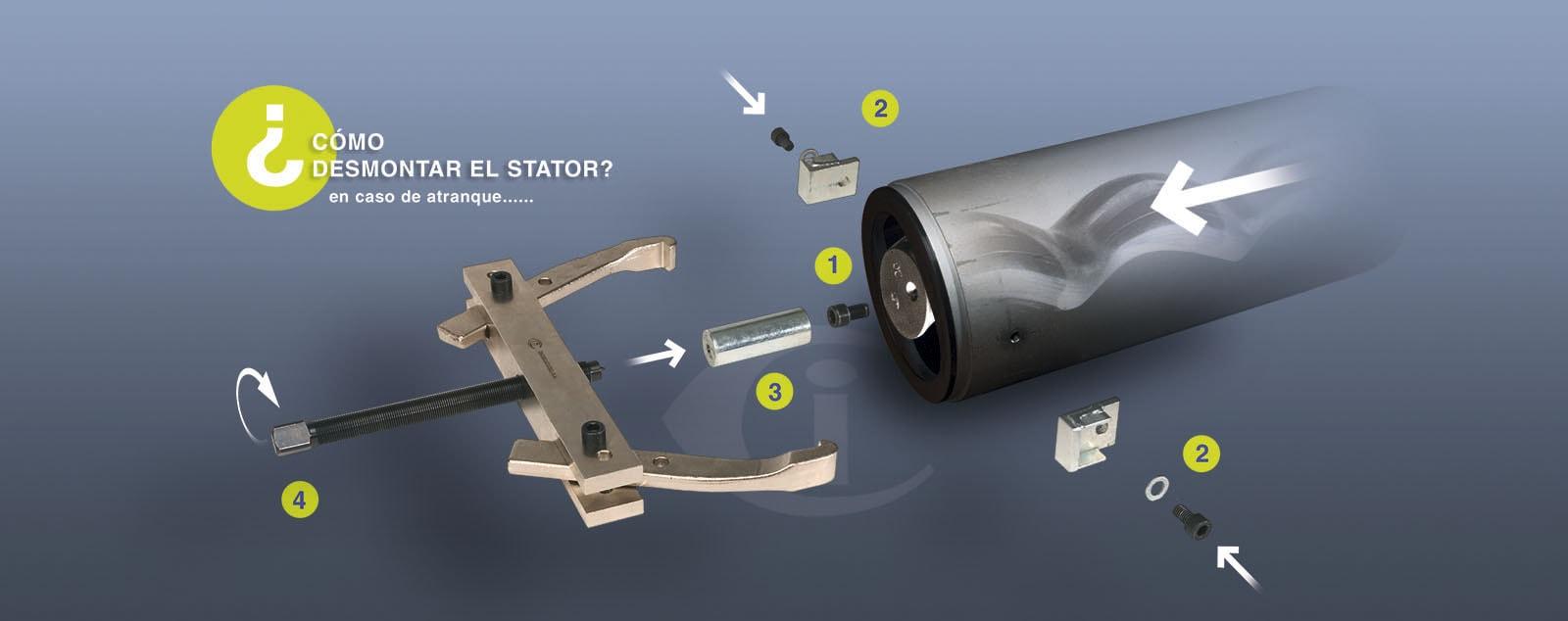 Stators for Progressive Cavity Pumps - Stators for Ecentric